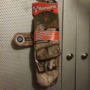 Huntworth Midweight Hunting Gloves Catapult L/XL